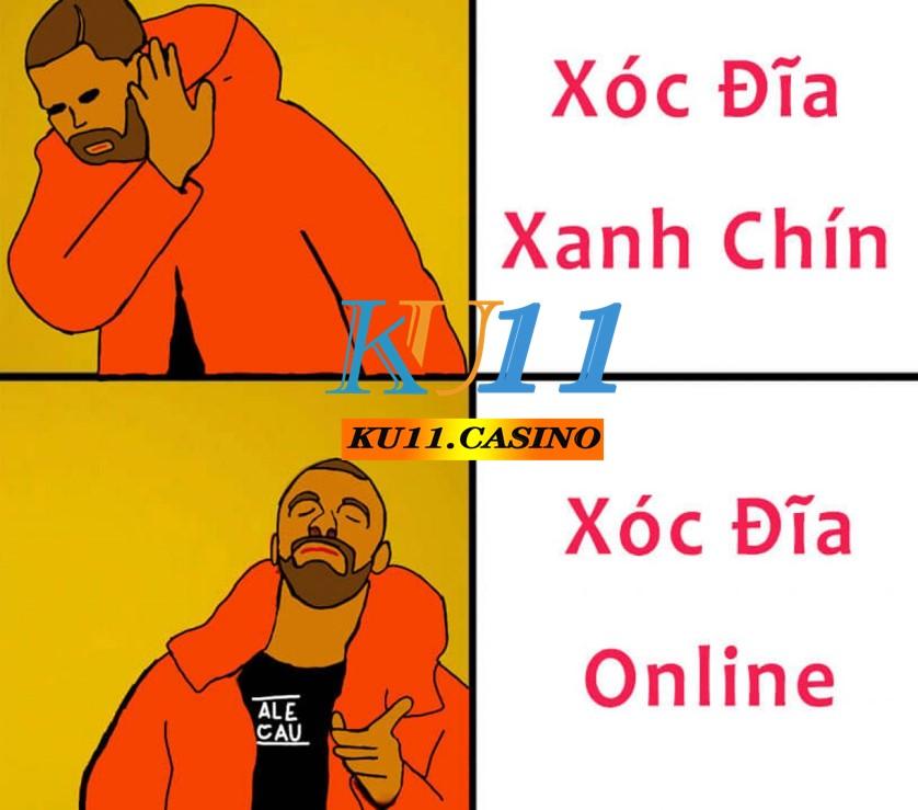 xóc đĩa online